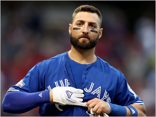 Kevin Pillar, Toronto Blue Jays