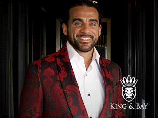 King & Bay, Custom & Bespoke Menswear, Toronto