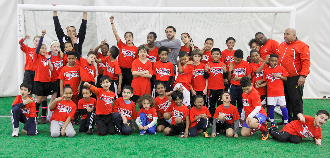 DeRo Foundation, Soccer Toronto